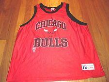 VINTAGE 90'S LOGO 7 NBA CHICAGO BULLS JERSEY SIZE XL