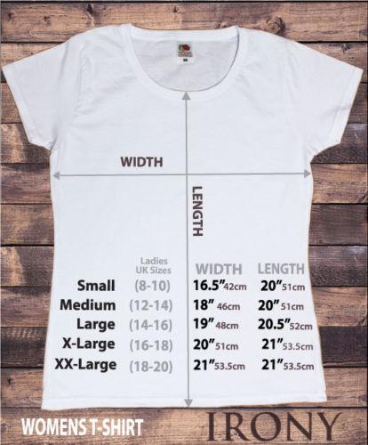 Da Donna Bianco T-Shirt GOOD Vibes solo-Motivazionale Citazione-fiorite TS776