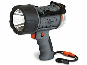 Cyclope CYC-200WP-G Cyclope 200 lm Étanche Rechargeable Spotlight
