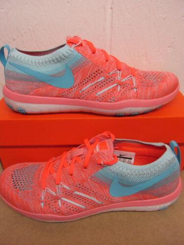 844817 801 Gratuit Nike Focus Femmes Tr Baskets Flyknit Basket Course g08qH5w8F