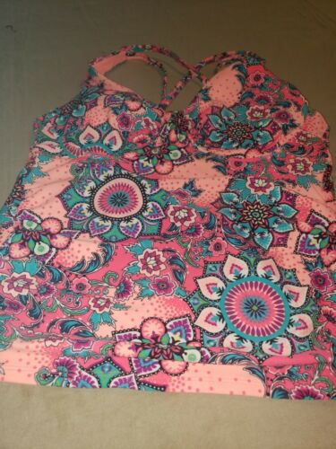 Collections Catalina Size M (8-10) Tankini Swim To