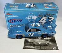 Richard Petty 1/24 43 1970 Marc Times Plymouth Superbird 144/1,002