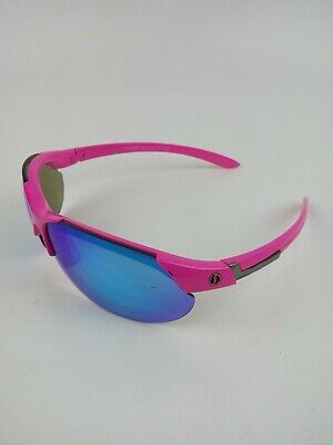 Lot of 2 Foster Grant Sunglasses SHAPE AFH 19 Pink Semi Rimless Wrap Style