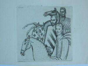 Gravur Thomas Handforth (1897–1948)