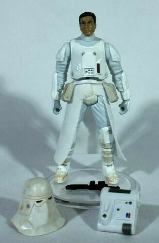 2007 Hasbro Star Wars Vintage Saga Collection Imperial Snowtrooper Action Figure