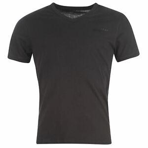 Firetrap-Path-T-Shirt-Mens-Navy-Top-Tee-Tshirt