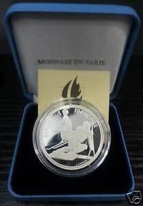 Jo Albertville Be 100 Francs Silver Slalomeur 1991