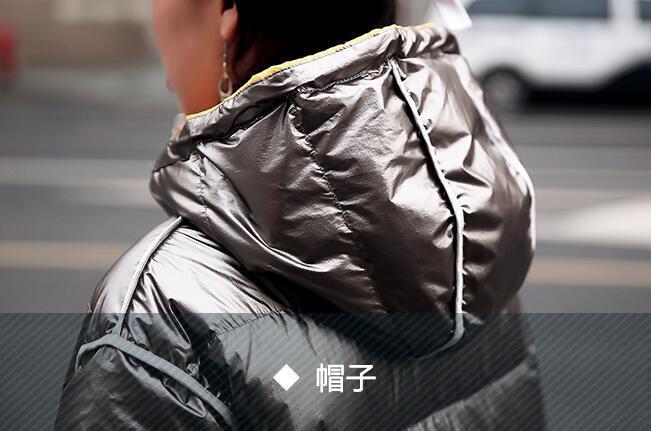 Womens New Fashion Hood Cotton Padded Padded Padded Coats Winter Long Parka Oversize Overcoat 8333c4