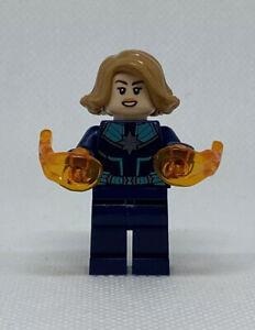 NEW LEGO Captain Marvel Kree GENUINE Minifigure 30453 Vers Mini Figure