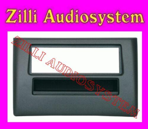 Phonocar 3//295 Mascherina con foro ISO colore antracite Fiat Stilo