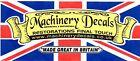 machinerydecals