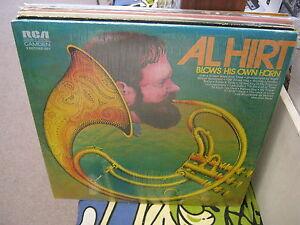 Al-Hirt-Blows-His-Own-Horn-vinyl-2x-LP-1972-RCA-Records-IN-Shrink
