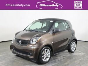 2018 Smart fortwo electric drive Passion Coupe RWD