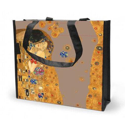Gustav Klimt Der Kuss Damen Umhängetasche Künstlertasche 2020 Goebel