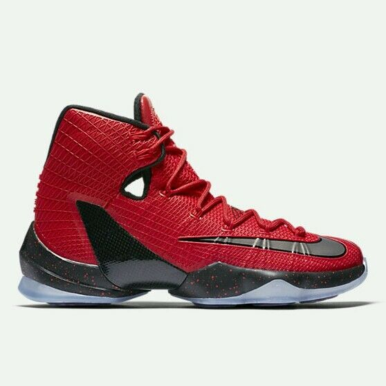 Lebron XIII ELITE - Basketball UK 6.5 EUR 40.5 University Red - 831923606 New