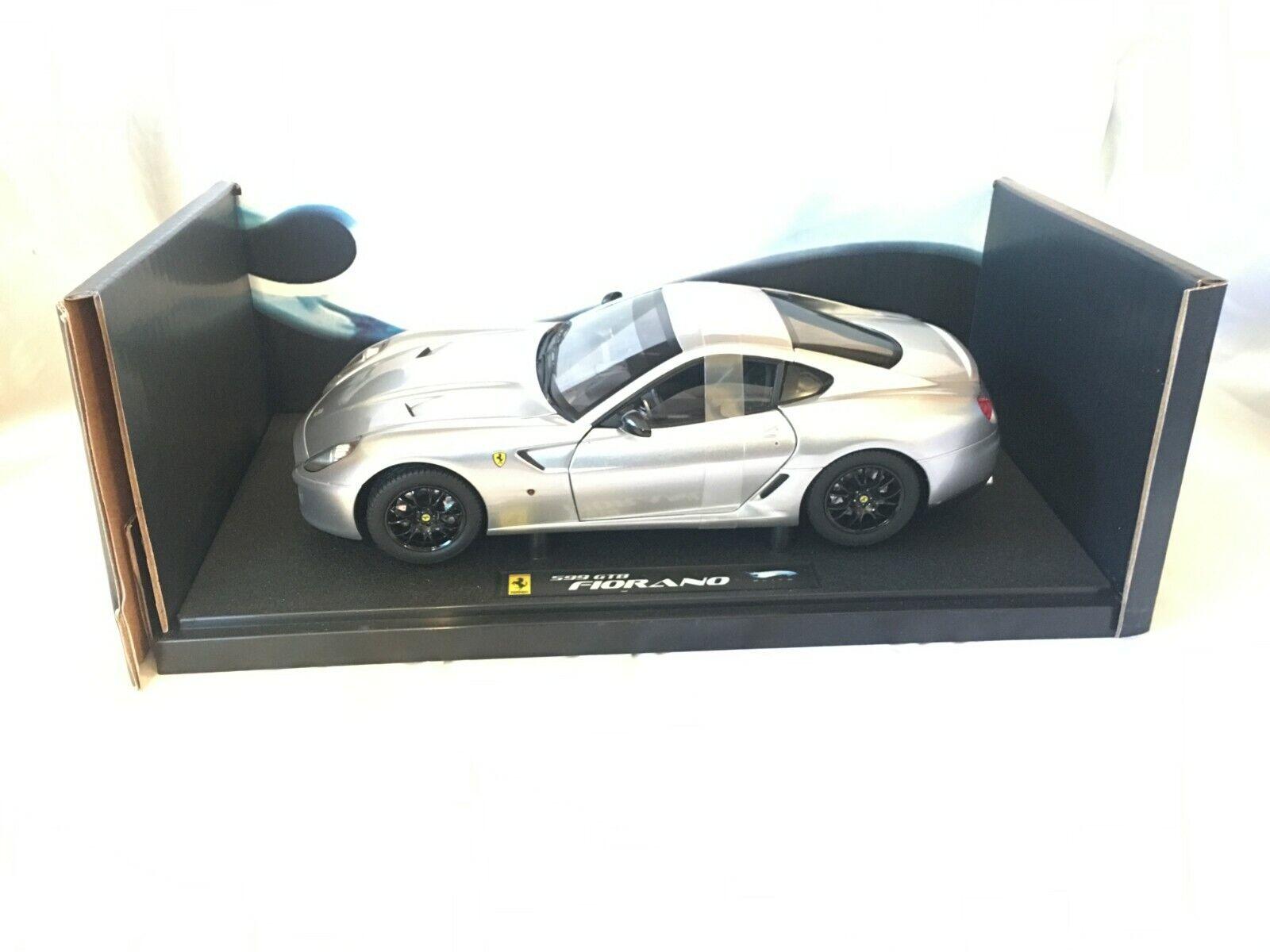 Precio al por mayor y calidad confiable. Fiorano Ferrari 599 GTB Fiorano Fiorano Fiorano Elite  Nuevo, Sellado, menta, Ferrari Rara Colección  a la venta