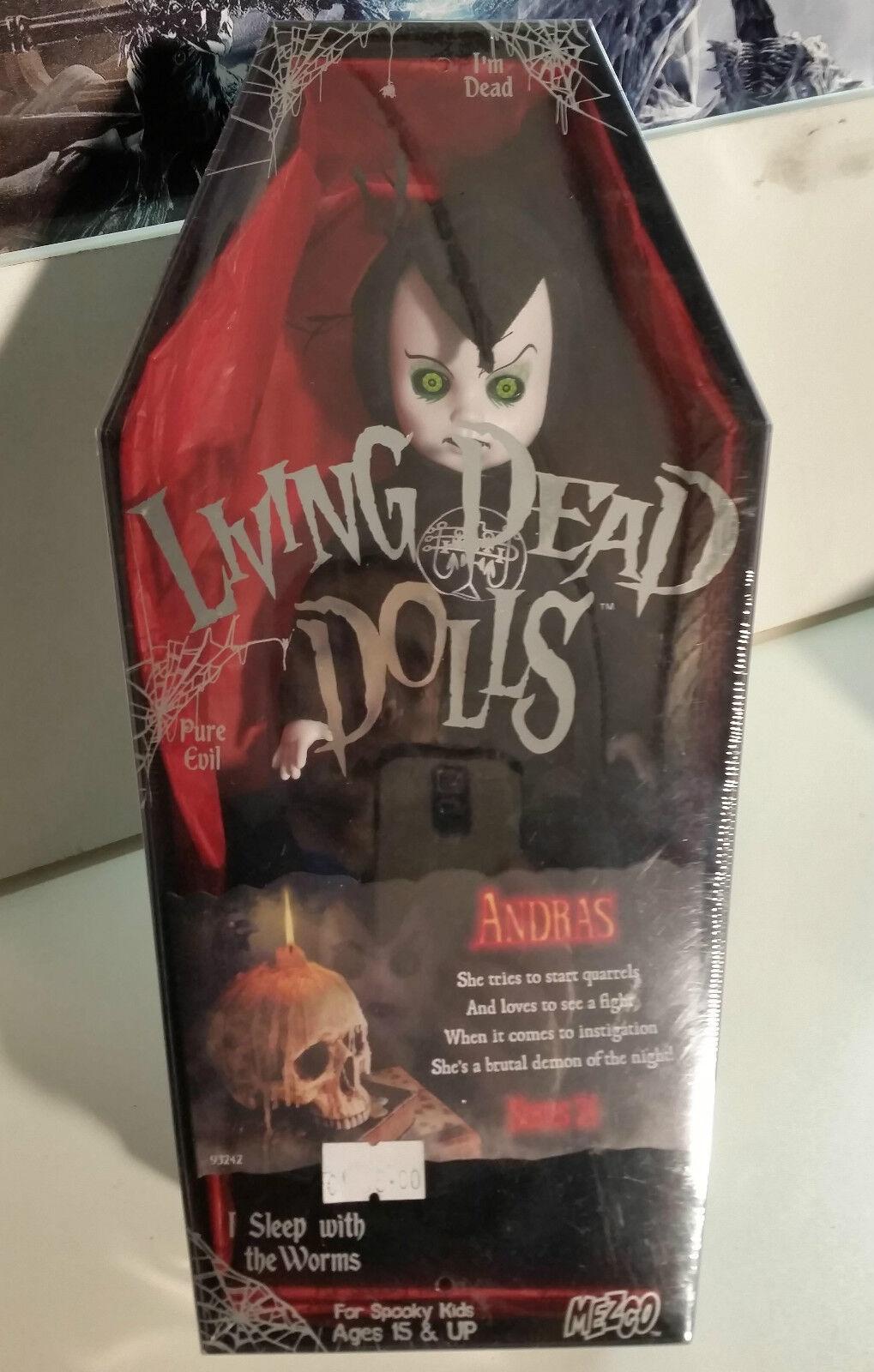 Living  Dead bambolas Serie 24 eras Mezco giocattoloz NUOVA  in vendita scontato del 70%