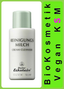 Reinigungsmilch-250-ml-von-Dr-Eckstein-Biokosmetik-Fuer-alle-Hauttypen-geeignet