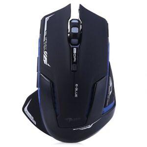 E-3LUE-MAZER-II-2-4GHz-Wireless-LED-Optical-Gaming-Mouse-Adjustable-2500DPI