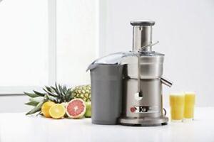 Breville-800JEXL-Juice-Fountain-Elite-1000-Watt-Juice-Extractor-Brand-New-Sealed