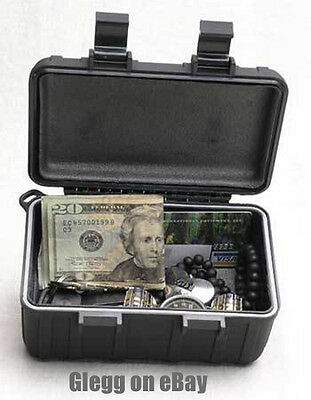 Magnetic Stash Box  Car Security or Home Safe FREE S/&H  Flat Black No Reflection