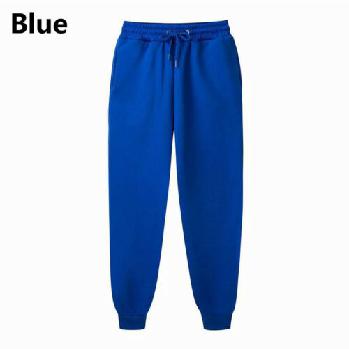 Men/'s Fitness Drawstring Jogger Pants Casual Sports Sweatpants Solid Trousers