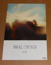 Mikal Cronin MCII Poster Original Promo 12x18