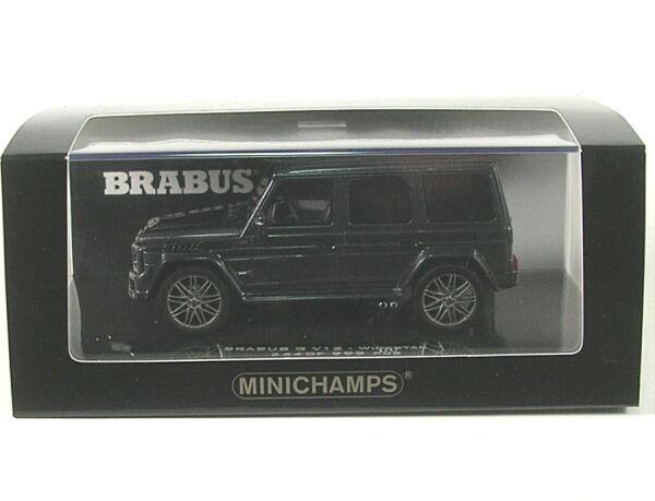 Brabus G v12 largestar  (gris) 2010  livraison gratuite