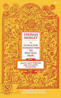 A Plain & Easy Introduction to Practical Music by Thomas Morley (Paperback, 2008)