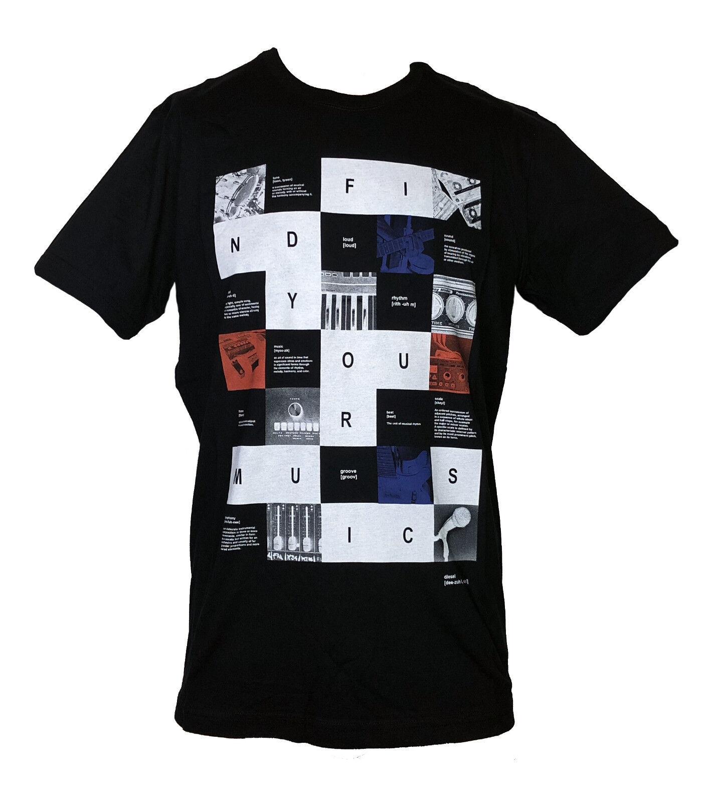 DIESEL Herren T-Shirt