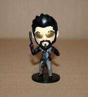 Deus Ex: Mankind Divided Adam Jensen mini promo Figur Figure PS4 Xbox One