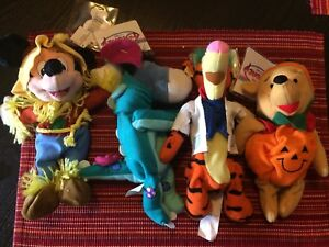 Image is loading Disney-Beanie-Babies-Lot-Of-4 2d98433a661