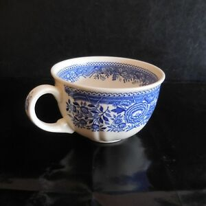 Tasse-faience-VILLEROY-BOCH-METTLACH-MADE-IN-GERMANY-Art-Nouveau-N3173