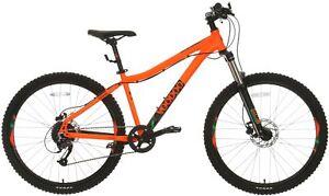 Voodoo-Nzumbi-Unisex-Mountain-Bike-26-034-Wheels-Alloy-Frame-Front-Suspension