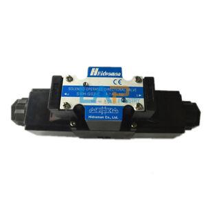 Hydraulic Hidraman Solenoid Valve SWH-G03-C4-A220-10 Northman