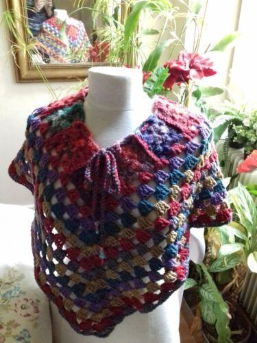 Poncho Chauffe Poncho Crochet Chauffe paule paule wrawU5qS