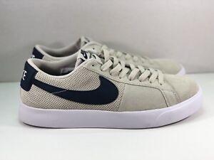 daecdf86f7a3 Mens Nike SB Blazer Vapor Size 10 Summit White Obsidian 878365-141 ...