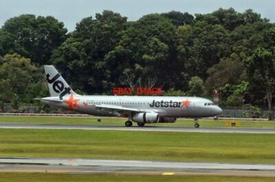 Knowledgeable Photo Airbus A320-232 (wl) 9v-jsa Of Jetstar At Changi Airport Singapore