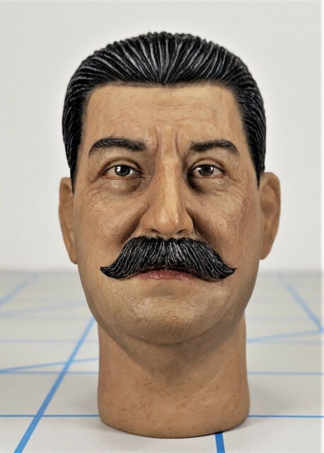 Kings Toys Joseph Stalin head sculpt 1/6 scale Red Army WWII soviet Russian