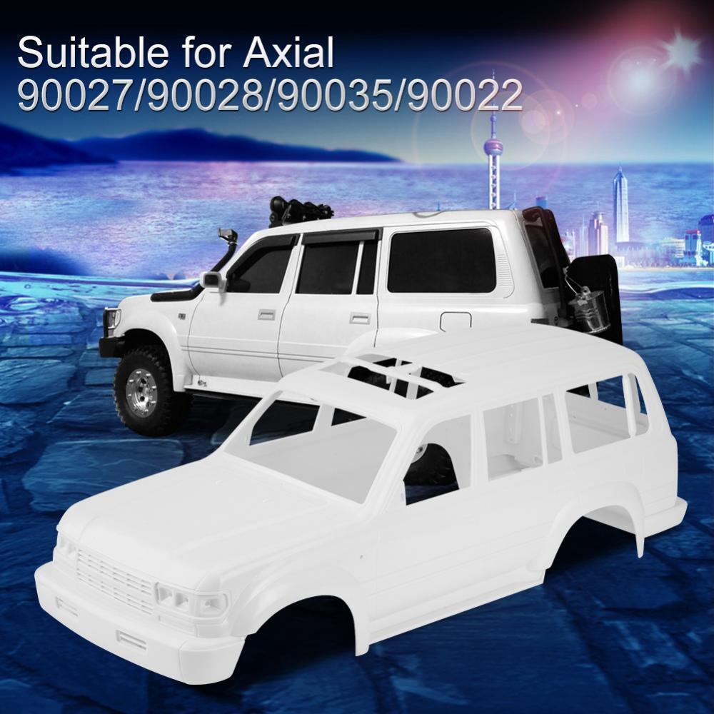 1 10 LC80 Crawler RC coche cuerpo exterior cásCochea dura cuerpos RC Accesorio Para Jugueteota VZ
