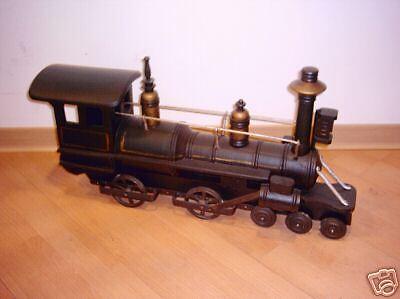 Zug Lok Lokomotive  Eisenbahn Länge 47cm Modeleisenbahn