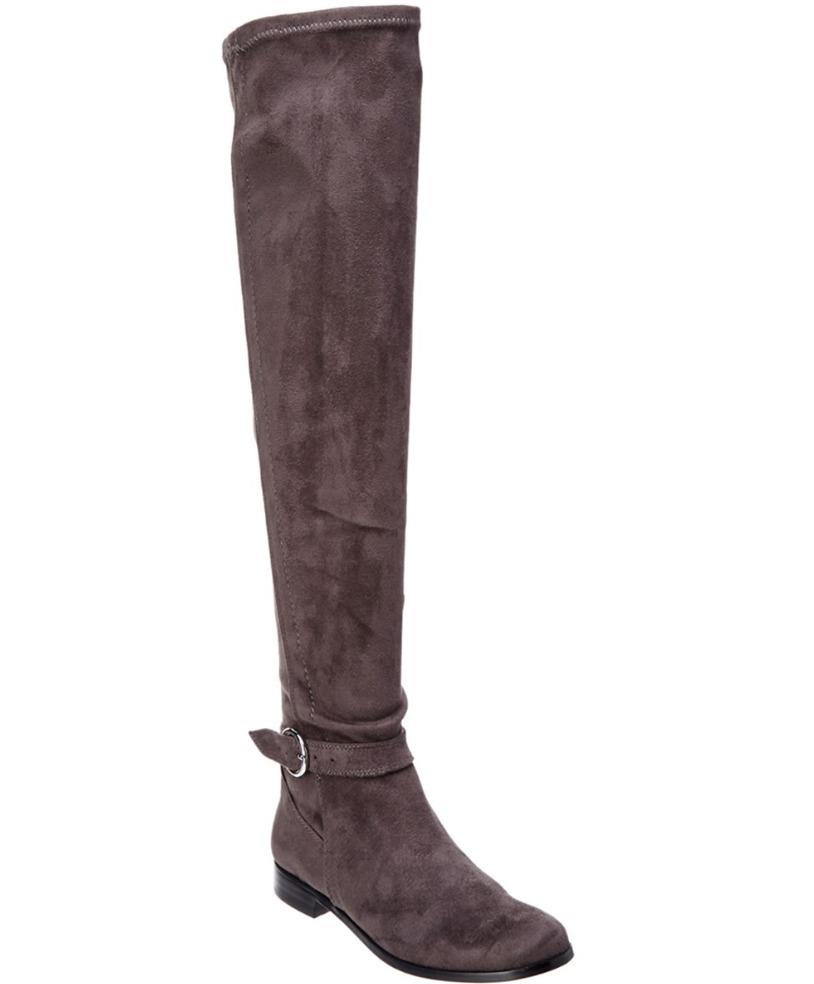 Corso Como Lennox Women's Grey Over The Knee Boot Sz 6.5 2884 *