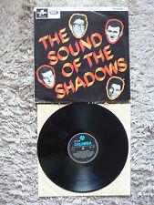 The Sound Of The Shadows Mono 1965 Orig Vinyl Record Hank Marvin Cliff Richard