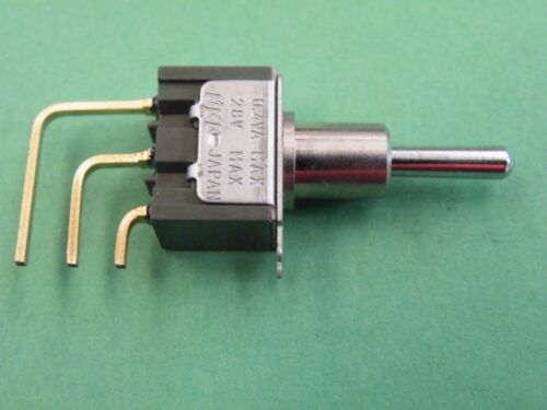 2Pcs 28V miniature interrupteur à bascule inverseurs center de qualité hi pcb angle droit EW12