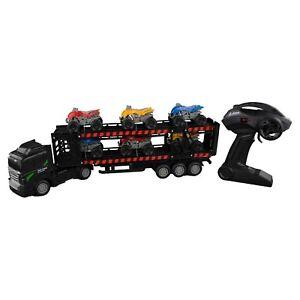 Lastwagen Autotransporte TRUCK ferngesteuerte<wbr/>r 1:32 LKW Laster Sattelzug RC