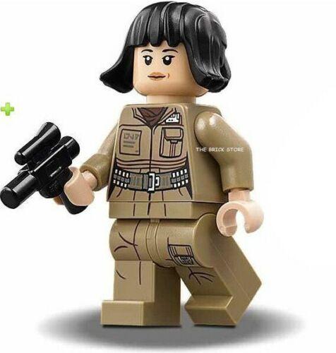 GIFT LEGO STAR WARS 75176,75213-2019 ROSE TICO FIGURE BESTVALUE NEW
