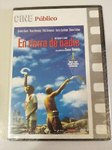 EN-TIERRA-DE-NADIE-NO-MAN-S-LAND-DVD-SLIM-DANIS-TANOVIC-ESPANOL-SERBOCROAT-NUEVA
