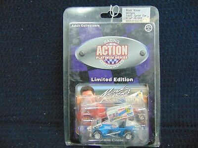 Other Diecast Racing Cars Hot Sale Action Valvoline Mark Kinser 1993 Sprint Car 1 Of 10,080 1:64 Scale Nip Relieving Heat And Thirst. Diecast & Toy Vehicles