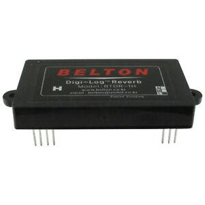 Belton Digi-Log Reverb Module BTDR-1H for amplifier or pedal - Long Decay