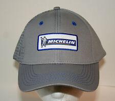Michelin Man Rubber Tire Car Trucker 100% Recycled Baseball Cap Hat New OSFM